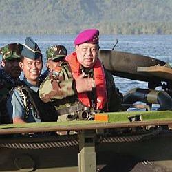 Presiden Susilo Bambang Yudhoyono (Foto:Abror R)