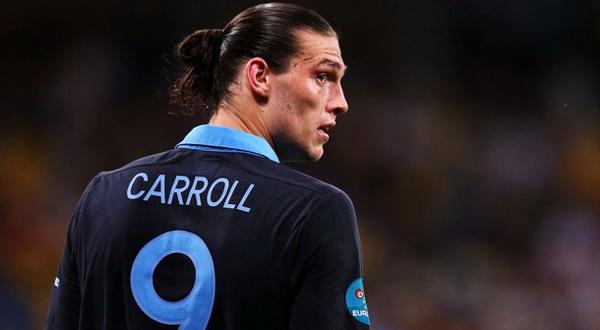 Andy Carroll berpotensi dipinjamkan Liverpool ke AC Milan (Foto: Getty Images)
