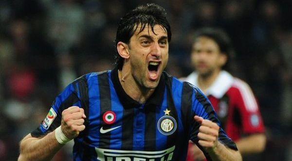 Diego Milito menyatakan keinginannya untuk  tetap bermain bersama Inter Milan Terkini Milito Deklarasikan Kesetiaan Bersama Nerazzurri