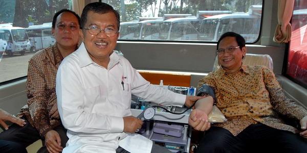 Jusuf Kalla (Foto: PMI)