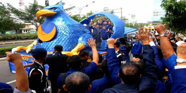 Partai Nasdem (foto/okezone)