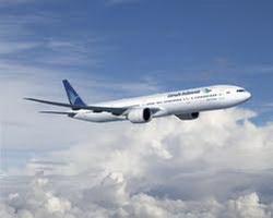 Ilustrasi, pesawat Garuda (Foto: Koran SI)