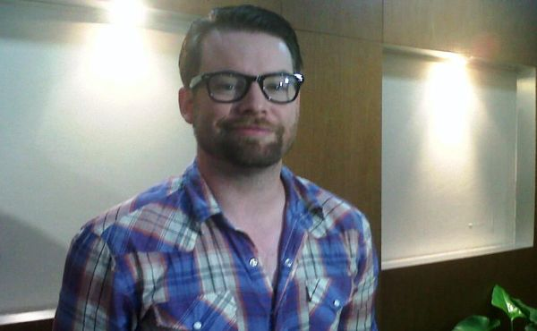 David Cook (Foto: Feddy Fedora/okezone)