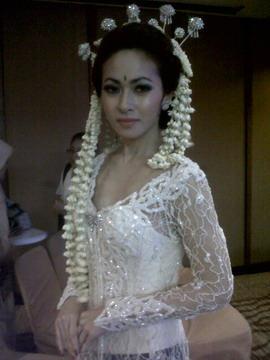 images of Images Of Foto Tata Rias Pengantin Selebriti Indonesia
