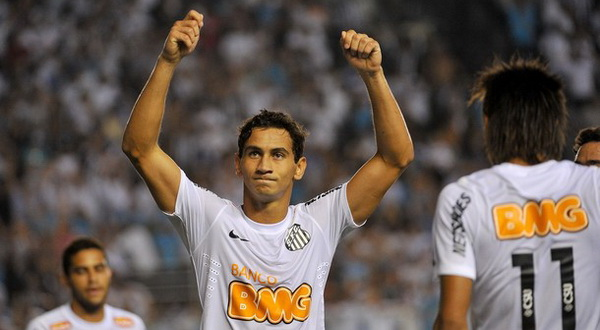 Paulo Henrique Ganso (Foto:Getty)