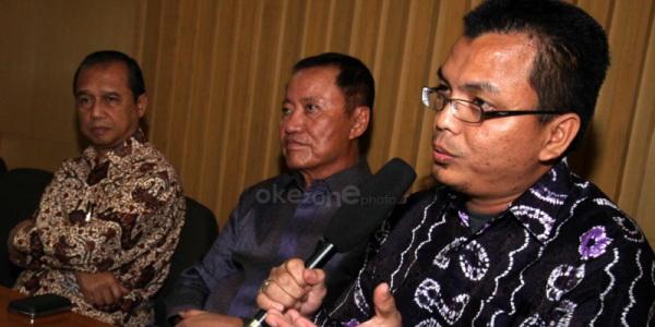Denny Indrayana (Foto: Dede K/okezone)