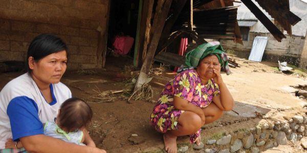 Ermawati, korban banjir bandang di Padang (Foto: Rus Akbar/okezone)