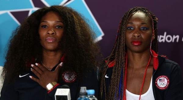 Serena Williams (kiri) dan Venus Williams. (Foto:Getty)