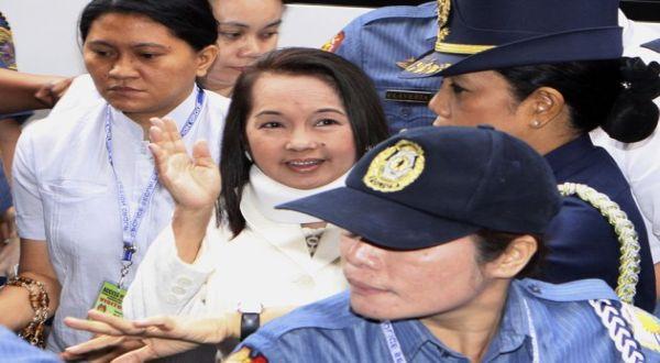 Foto : Mantan Presiden Filipina Gloria Macapagal Arroyo (IST)