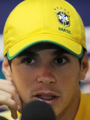 Oscar dos Santos (Foto:Getty)