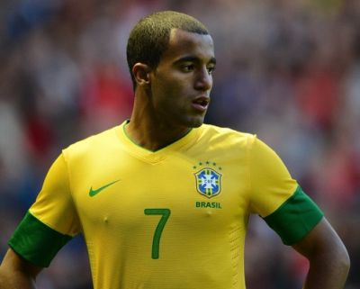 Lucas Moura. (Foto: Getty Images)