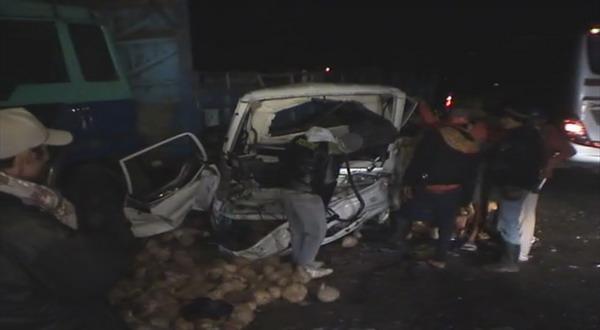 Penyebab Tabrakan Beruntun 6 Mobil di Tasikmalaya