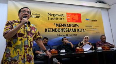 Akbar Tandjung (foto.: dok. Okezone)