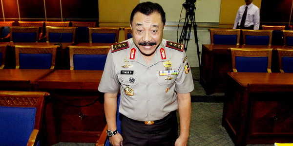 Timur Pradopo (Foto: Koran Sindo)