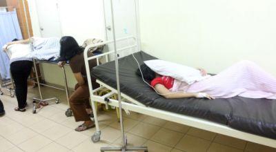 Ilustrasi korban keracunan (Foto: Koran SI)
