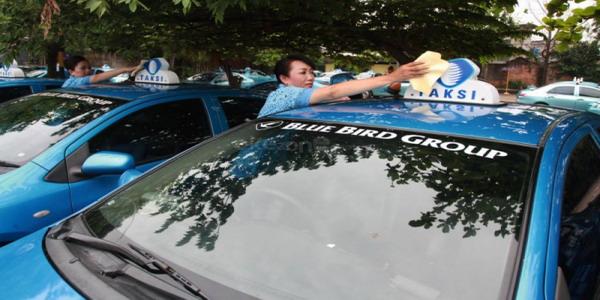 Taksi Blue Bird (foto: Okezone)