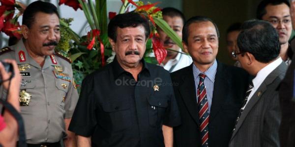 Jaksa Agung Basrief Arief (Foto: Dok Okezone)