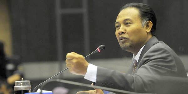 Bambang Widjojanto (Foto: Dok Okezone)