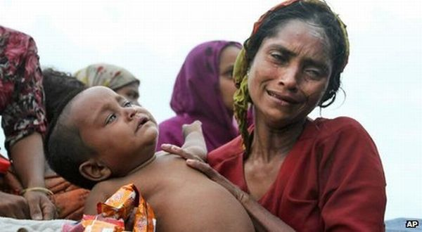 Warga Rohingya (Foto: AP)