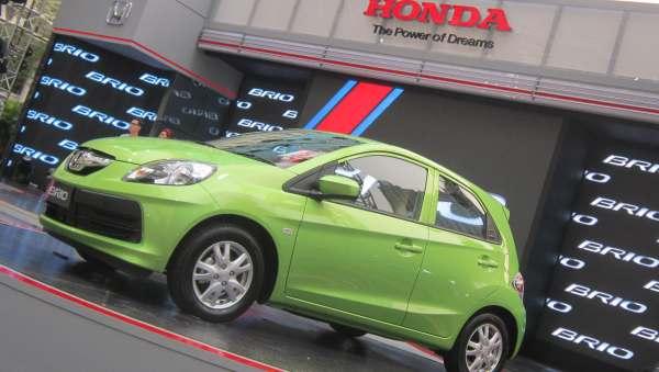 Honda Brio (Azwar F/Okezone) title=
