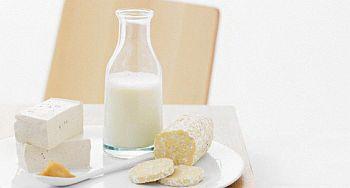 Sisi Negatif Dari Susu Kedelai