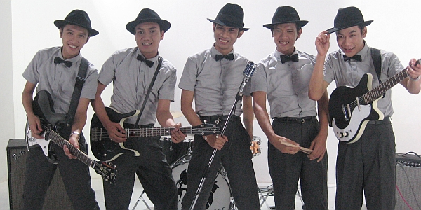 The Changcuters (Foto: Galuh)