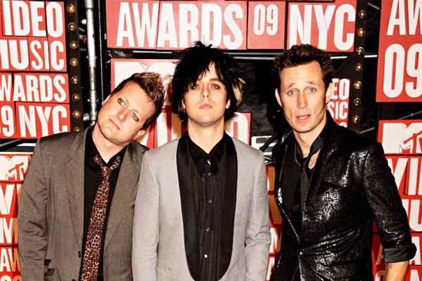 Green Day (foto: Wenn)