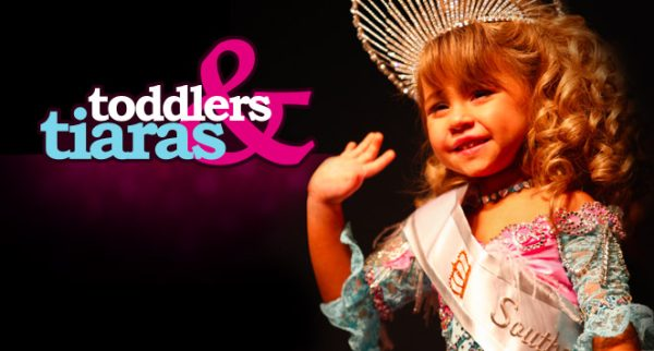 Iklan Toddlers and Tiaras (foto: ist)