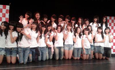 JKT48 (Foto: Galuh/Okezone)