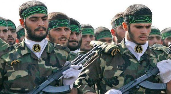 Pasukan elit Iran (Foto: Patdollard)