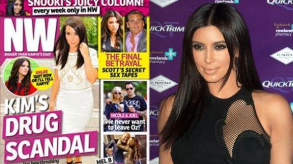 Kim Kardashian (Foto: Hollyscoop)