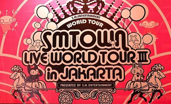 SM Town Live world Tour III2012