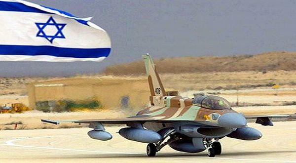 Pesawat tempur milik Israel (Foto: AFP)