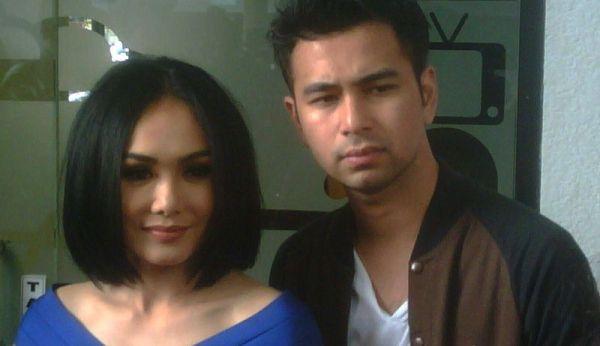 Yuni Shara & Raffi Ahmad (Foto: Egie Gusman)