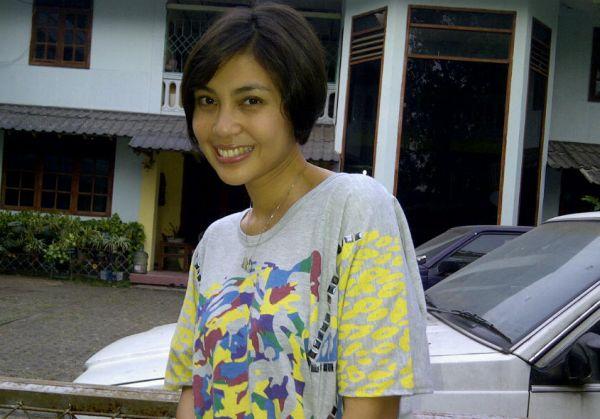 Lusy Rahmawati (foto: Rama Narada Putra/Okezone)