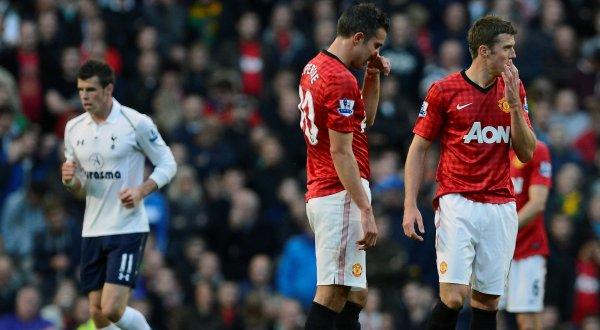 Manchester United mesti menyerah 2-3 dari Tottenham Hotspur (Foto: Reuters)