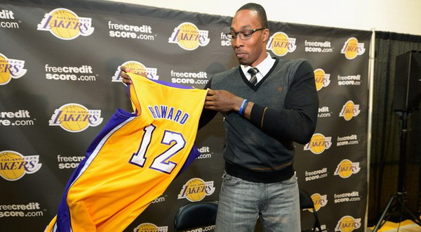 Dwight Howard sedang di usia emasnya sebagai atlet basket, yakni 26 tahun/Getty Images
