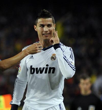 Cristiano Ronaldo tahu kelemahan Barcelona/Reuters