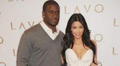 Kim Kardashian & Reggie Bush (Foto: Splashnew)