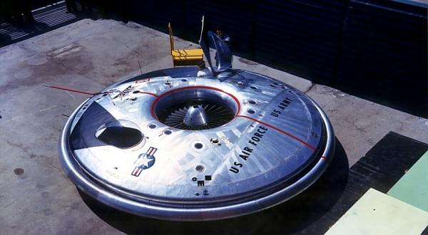 Tahun 1956 Silam, AS Pernah Ciptakan Piring Terbang | Choliknf1998.blogspot.com