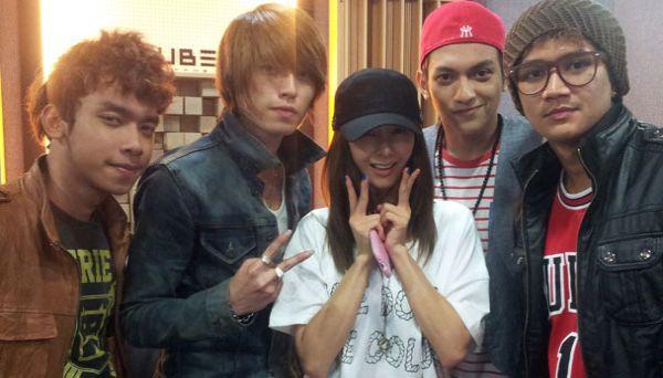 S4 dan Hyuna '4Minute'