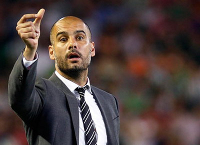 Pep Guardiola. (Foto: Reuters)