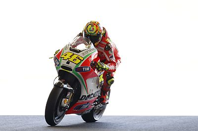 Valentino Rossi. (Foto: Reuters)