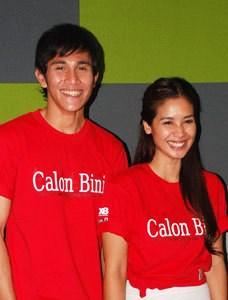 Vino Bastian & Marsha Timothy (Foto: MSN)