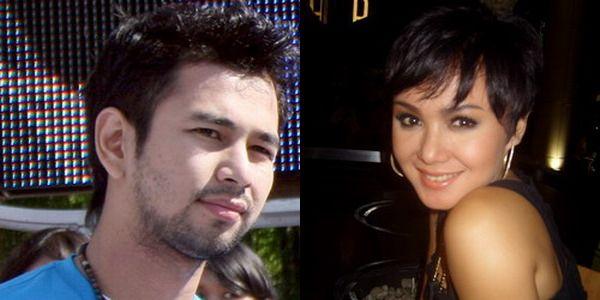 Raffi Ahmad & Yuni Shara (Foto: Elang/Okezone)