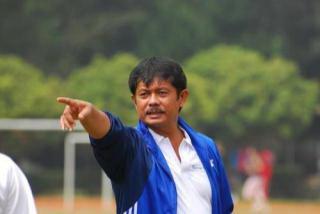 Indra Sjafri (Foto: Twitter)