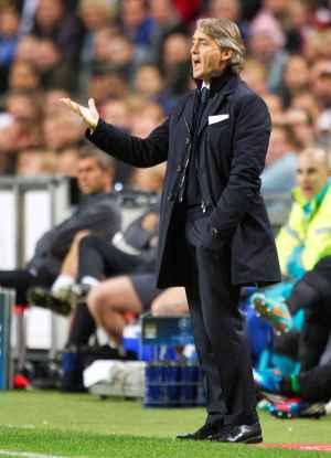 Roberto Mancini (Foto: Reuters)
