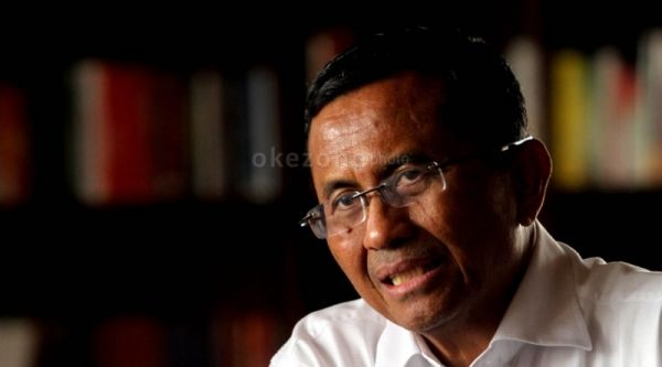 Menteri BUMN, Dahlan Iskan. (Foto: Okezone)