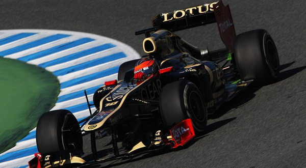 Performa Lotus musim ini cukup memuaskan karena bisa bersaing dengan Red Bull, Ferrari, dan McLaren/Getty Images