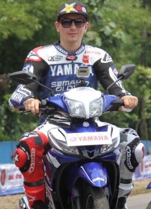 Jorge Lorenzo Guerrero (Foto: Yamaha)